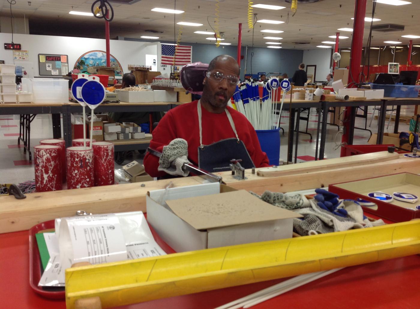 Eisenhower Center job training Milwaukee area
