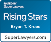 Super Lawyers Rising Stars Bryan T. Kroes