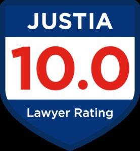 justia 10 rating